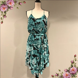 MAKE AN OFFER ;) Leave summer dress.